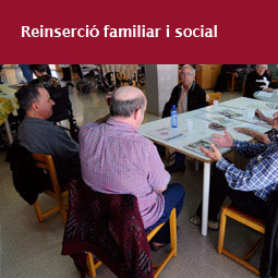 Reinserció familiar i social